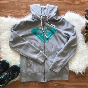 Roxy zip-up hoodie